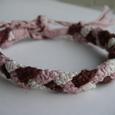 三つ編みブレス